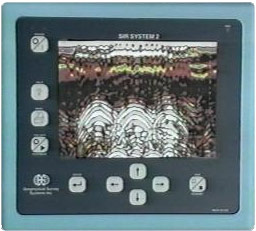 GSSI SIR-2 GPR control unit