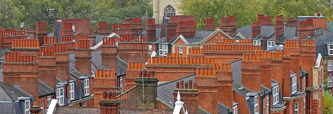 chimney flues in London