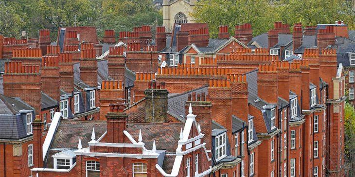chimney flues in London