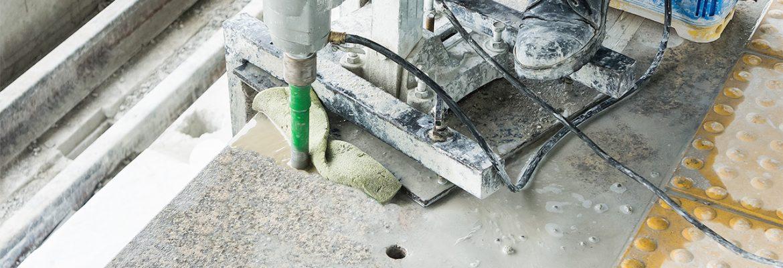 Coring slab - always locate rebar first