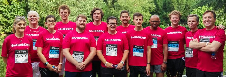 The Sandberg runners